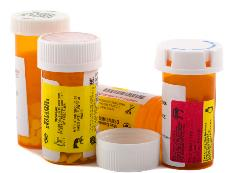 medication pill bottles