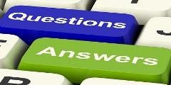 Questions Answers Keyboard